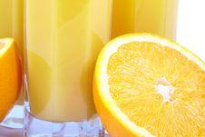 Free Juice Orange Royalty Free Stock Photo - 3306255