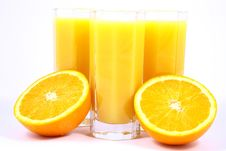 Free Juice Orange Stock Photography - 3306372