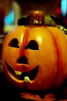 Free Pumpkin Stock Image - 3307501