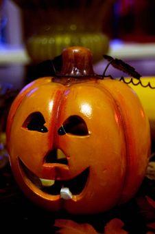 Free Pumpkin Royalty Free Stock Photo - 3307515