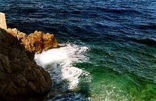 Free Azure Coast Royalty Free Stock Photos - 3308058