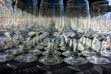 Free Wineglasses Royalty Free Stock Photo - 3308965