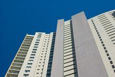 Free Modern Inner City Apartment Bl Stock Image - 3309391