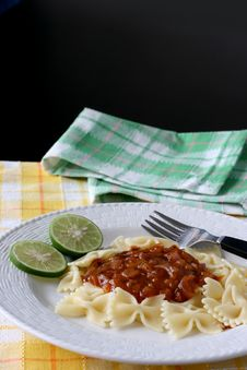 Free Pasta Stock Image - 3309441