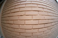 Free Brick Wall Of The Apartment Stock Photography - 3309732