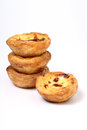 Free Egg Tart Royalty Free Stock Photography - 33001417
