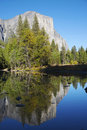 Free Reflections On The Mirror Lake, Yosemite National Park, Californ Royalty Free Stock Photos - 33006478