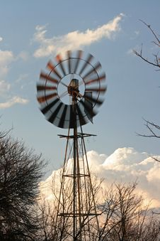 Free Windmill Stock Photos - 33002333