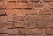 Free Brick Wall, Texture, Background. Stock Image - 33009791