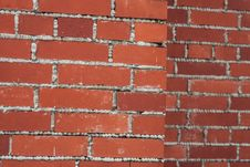 Free Brick Wall, Texture, Background. Royalty Free Stock Photo - 33009825