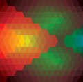 Free Abstract Background Of Rhombus,diamonds & Triangle Royalty Free Stock Images - 33018189