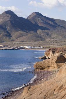 Free Andalusia Coast And Mediterranean Sea Stock Photo - 33015060