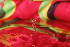 Water Figures, Splashing Water Stock Images