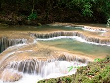 Free Waterfall In Thailand Stock Photography - 33018162