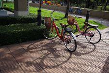 Free Bicycle Royalty Free Stock Photo - 33018655