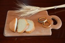 Free Wheat Ears Stock Photo - 33027520