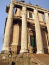 Free An Ancient Roman Temple Royalty Free Stock Images - 33031909