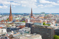 Free Hamburg In A Summer Day Stock Photos - 33036473
