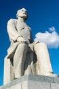 Free Statue Of Konstantin Tsiolkovsky, The Precursor Of Royalty Free Stock Photography - 33039457