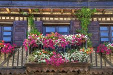 Free HDR Images Of La Alberca. Royalty Free Stock Images - 33031059