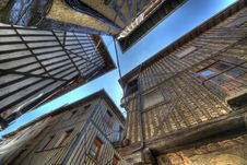 Free HDR Images Of La Alberca. Stock Photo - 33035130