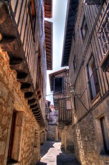 Free HDR Images Of La Alberca. Stock Photography - 33035232