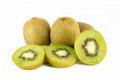 Free Sliced Kiwi Fruit Stock Photography - 33044302