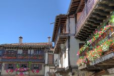 Free HDR Images Of La Alberca. Stock Photography - 33040052