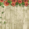 Free Old Wooden Background With Paper Roses And With Space For Text O Royalty Free Stock Images - 33049559