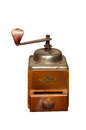 Free Vintage Coffee Mill Royalty Free Stock Photography - 33058847