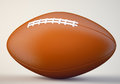 Free American Football Ball Stock Photography - 33059762