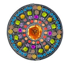 Free Urban Mandala Royalty Free Stock Images - 33053429