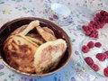 Free Pancakes Royalty Free Stock Image - 33062116