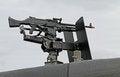 Free Machine Gun. Royalty Free Stock Photography - 33083077