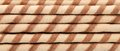Free Background Of Waffle Rolls. Royalty Free Stock Images - 33085379