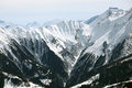 Free Alps Winter Panorama Stock Photos - 33087363