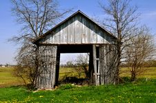 Free Barn Tipping Royalty Free Stock Images - 33084529