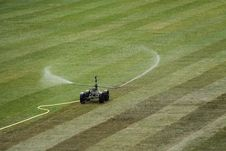 Free Water Sprinkler. Royalty Free Stock Images - 33084949