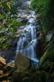 Free Phong Phong Waterfalls In Thailand Royalty Free Stock Image - 33099366