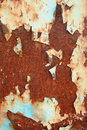Free Rusty Metal Background Stock Photography - 3311162