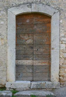 Free Middle Ages Domestic Portal Royalty Free Stock Photos - 3311708