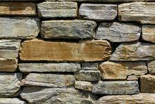 Free Wet Rocks Background Royalty Free Stock Photos - 3311858