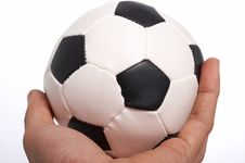 Free Soccer Ball Stock Image - 3312261