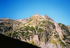 Rila Mountain Stock Photography