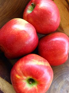 Free Red Apples Stock Images - 3312614