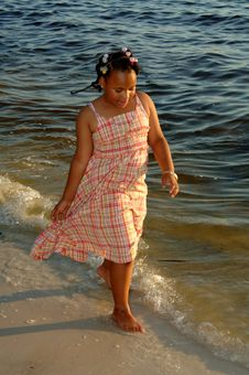 Free African American Girl Stock Photography - 3312692