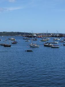 Free Falmouth Harbour Stock Photos - 3312793
