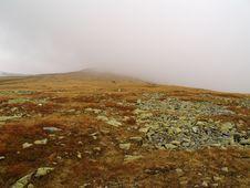 Free Mountain Fog Stock Image - 3312941