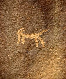 Free Anasazi Petroglyphs Stock Image - 3314221
