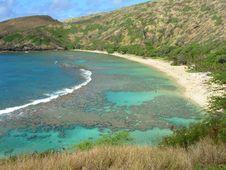 Free Snorkeling In Hawaii Stock Image - 3315161